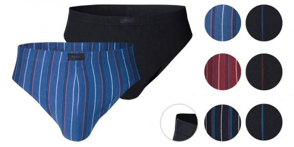 6er Pack Herren Slip Baumwolle/Elasthan